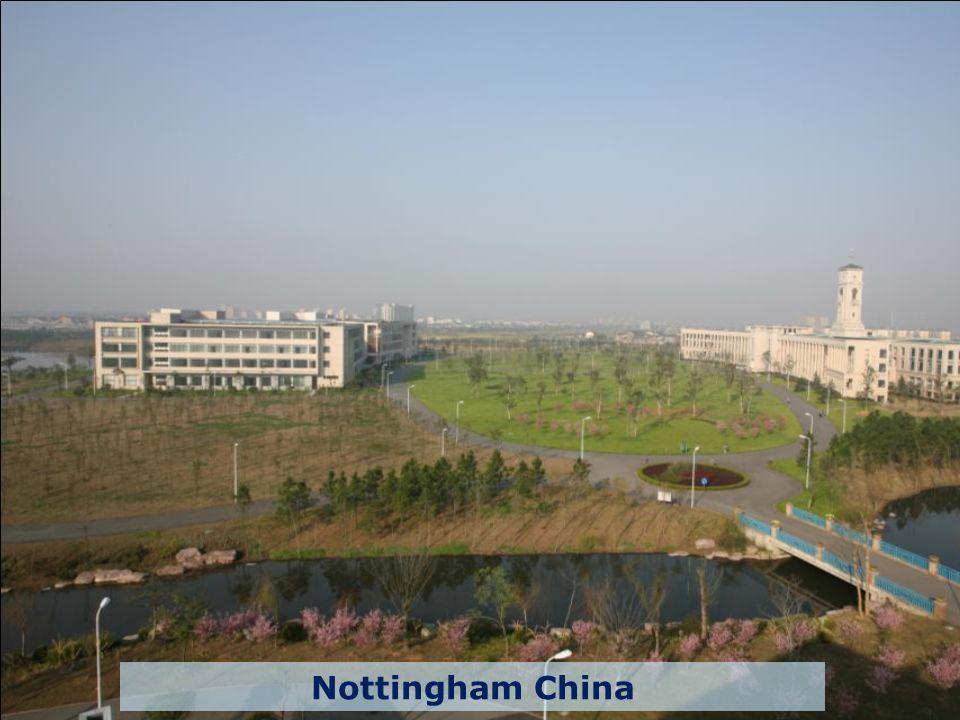 Nottingham China