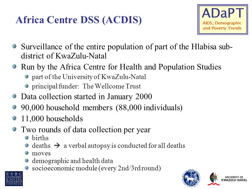 Africa Centre for Health and Population Studies