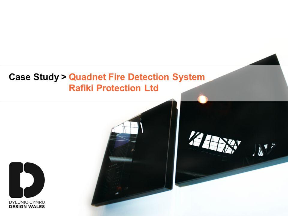 Case Study >Quadnet Fire Detection System Rafiki Protection Ltd