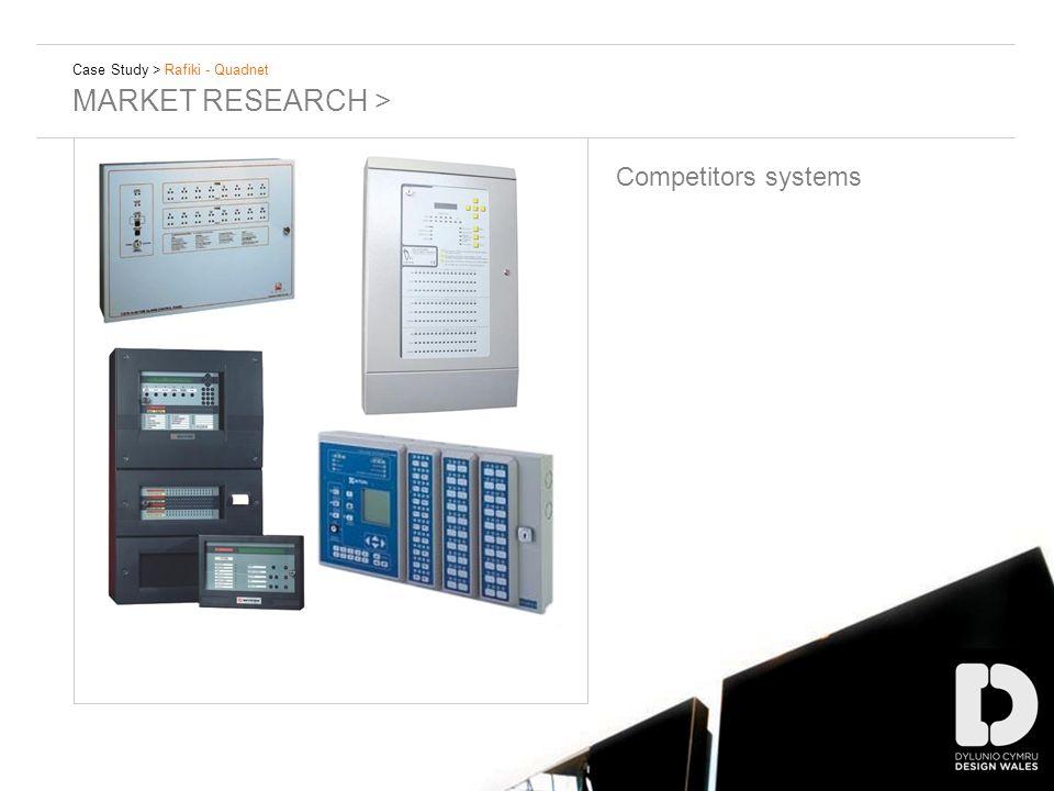 Case Study > Rafiki - Quadnet MARKET RESEARCH > Competitors systems