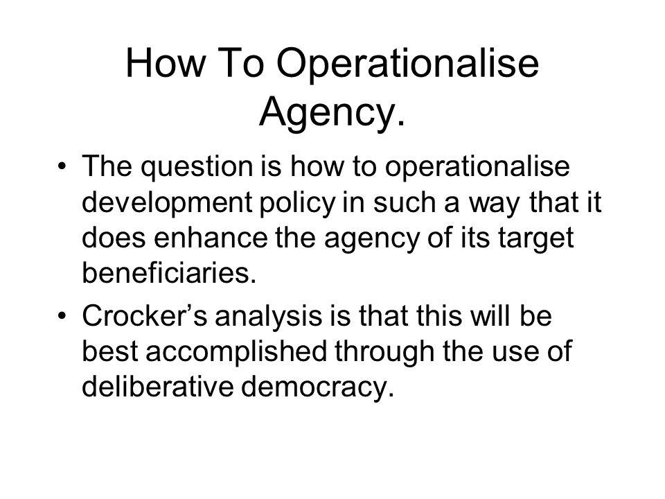 What Is Deliberative Democracy.