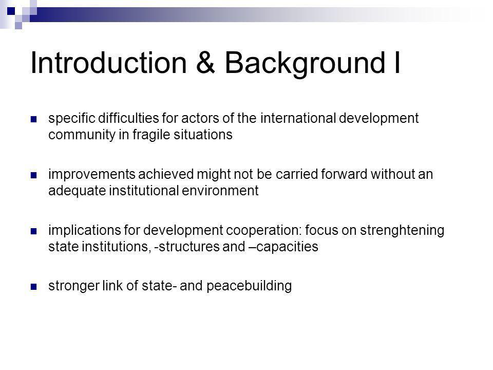 Peacebuilding & Statebuilding IV PBSB Synergy.