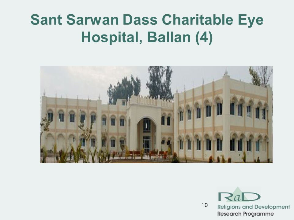 Sant Sarwan Dass Charitable Eye Hospital, Ballan (4) 10