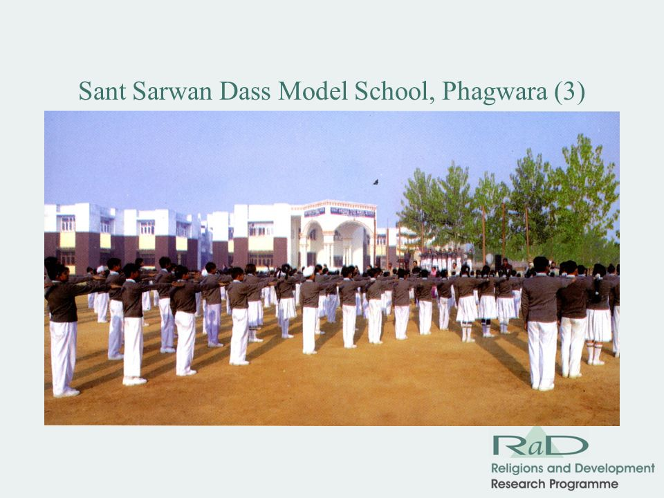 Sant Sarwan Dass Model School, Phagwara (3) A Modern Higher Secondary School