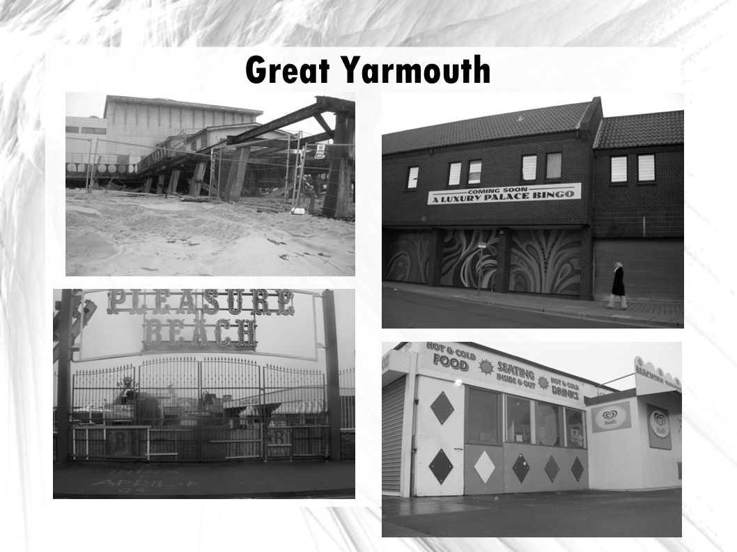 Great Yarmouth © Ben Hampton