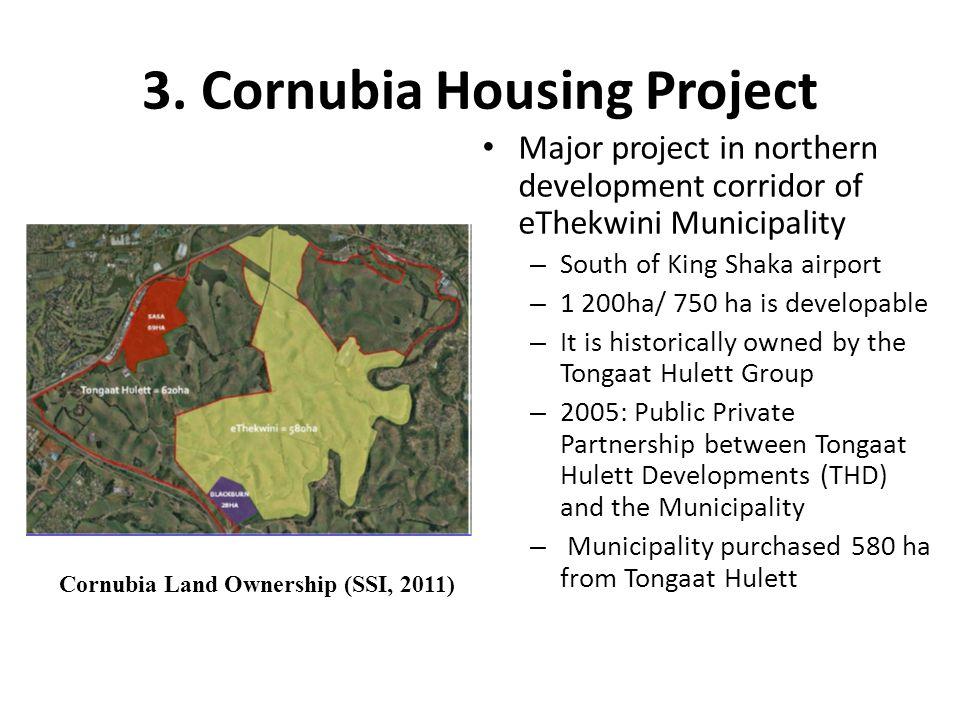 Cornubia Land Ownership (SSI, 2011) 3.
