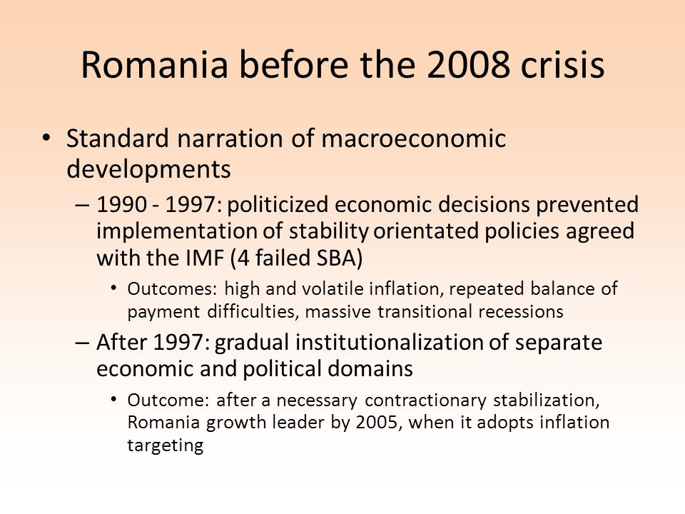 Alternative narration: process of neoliberalization Shifting neoliberal rationalities (Peck and Tickell 2002; Hay 2004) – Roll-back neoliberalism - destructive attack on the Keynesian state during years of exceptional politics – Roll-out, normalized neoliberalism: constructive mode, financialized accumulation as economic imperative (Dumenil and Levy, 2001)