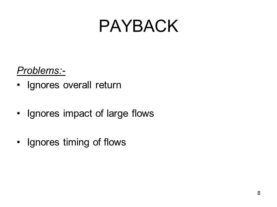 39 Issues to Consider Cash Flows Scenario Analysis Table 7.10 Scenario Analysis of Alternative Pricing Strategies