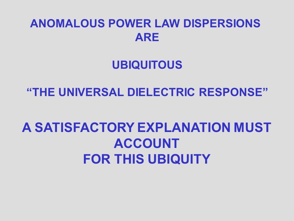 TEST CORRELATION Saltwater high Whitestone low High frequency 0 =
