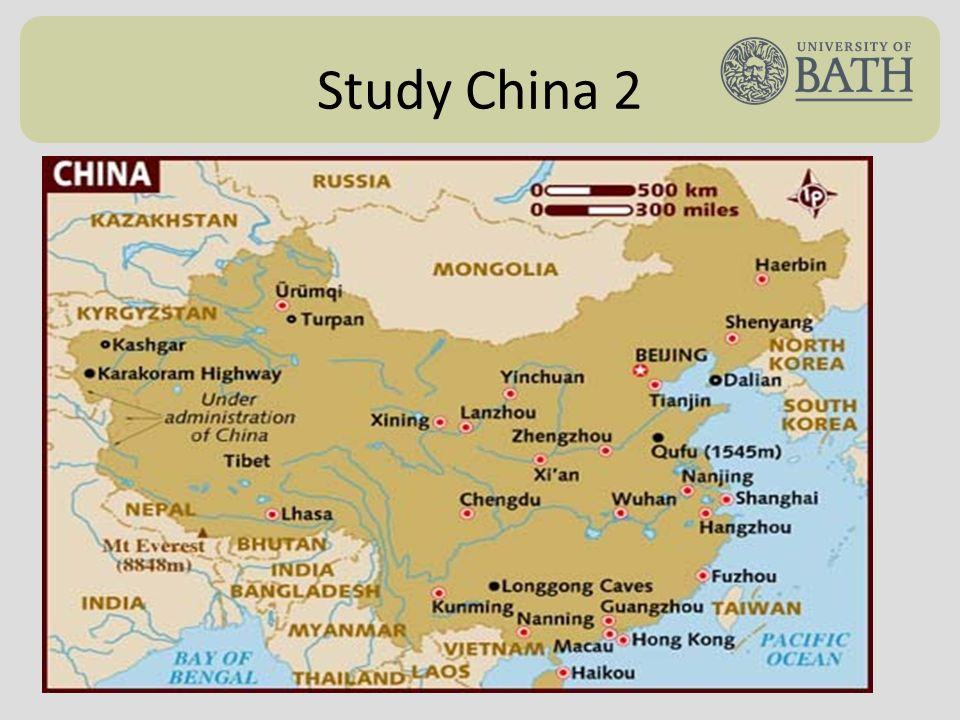 Study China 2