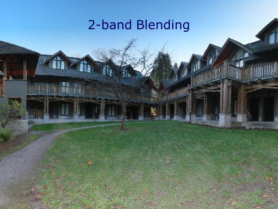 2-band Blending