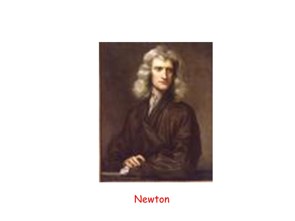 1686 In the Principia Newton showed that this order and pattern could be expressed by using mathematics Pendulum equation