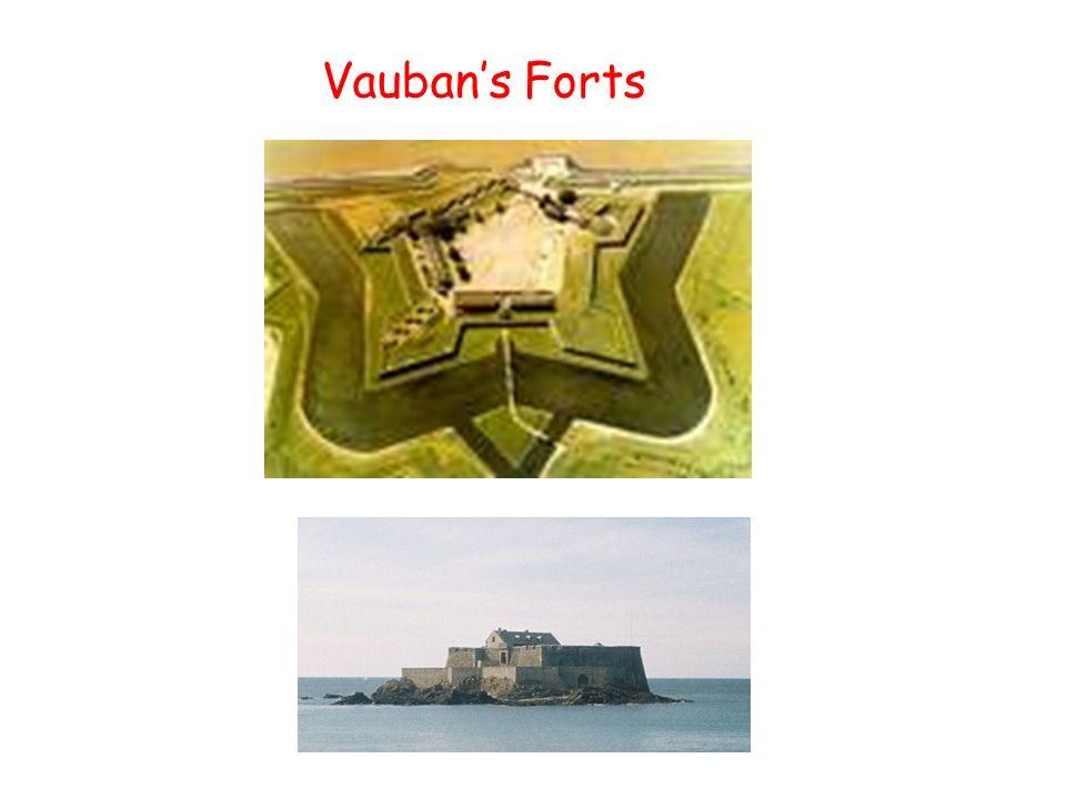 Vaubans Forts