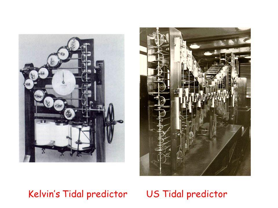 US Tidal predictorKelvins Tidal predictor