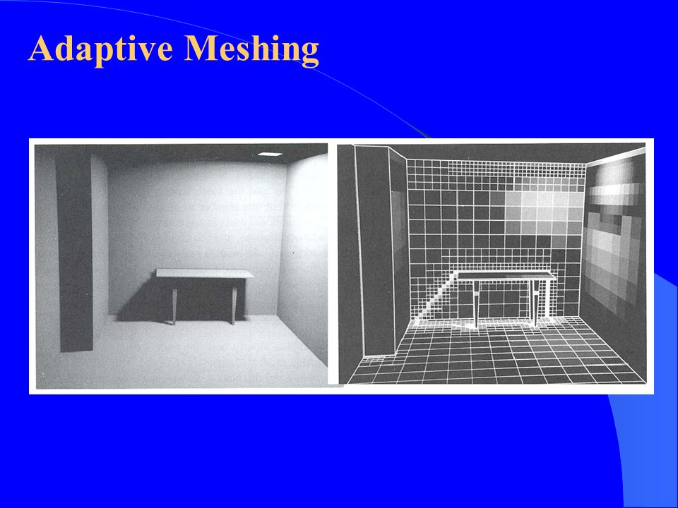 Adaptive Meshing