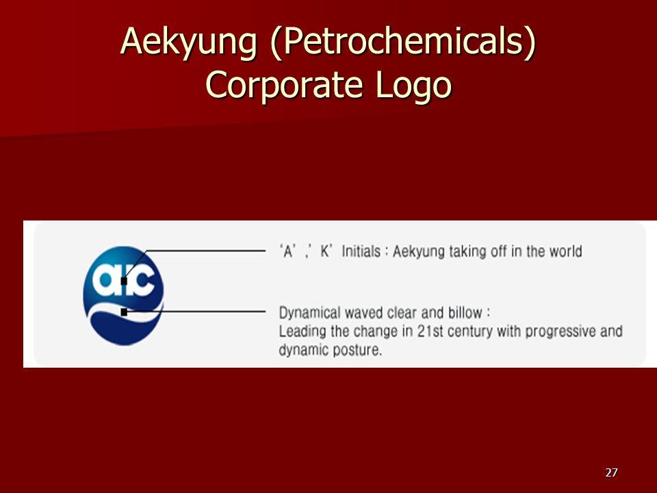 27 Aekyung (Petrochemicals) Corporate Logo
