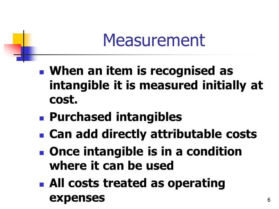 27 Cash-Generating Units Recoverable amount should be determined for the individual asset, if possible If it is not possible to determine the recoverable amount (fair value less cost to sell and value in use) for the individual asset then determine recoverable amount for the asset s cash-generating unit Which is the smallest identifiable group of assets that generates cash inflows from continuing use, and that are largely independent of the cash inflows from other assets or groups of assets