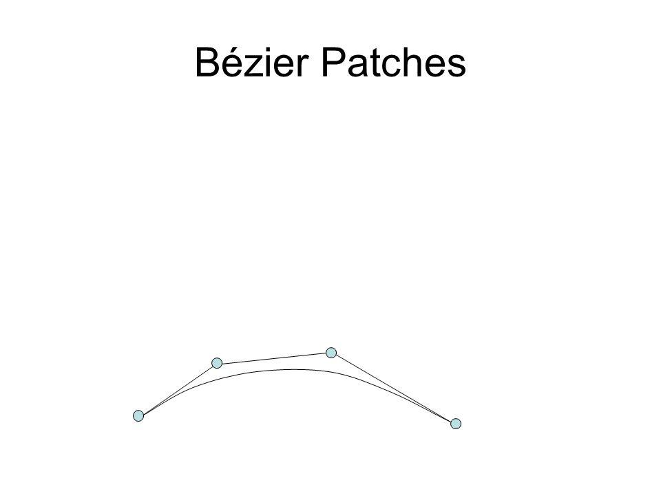 Bézier Patches