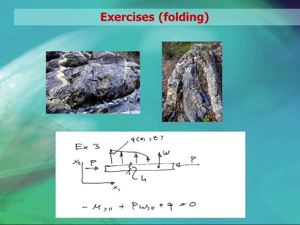Exercises (folding) w