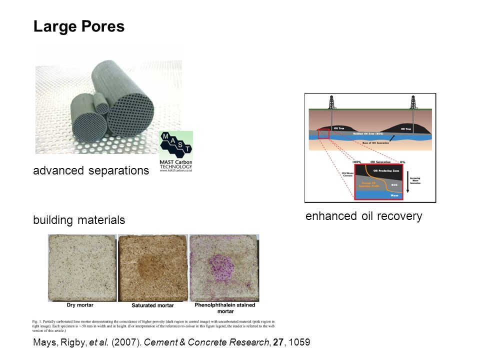 Large Pores Mays, Rigby, et al. (2007).