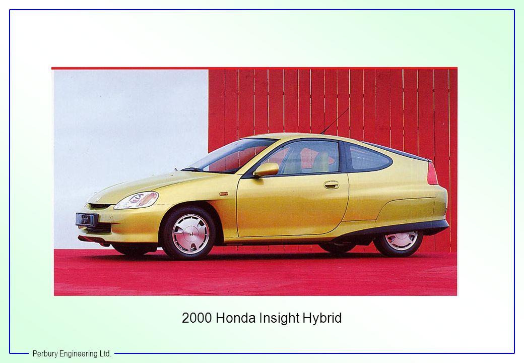 2000 Honda Insight Hybrid