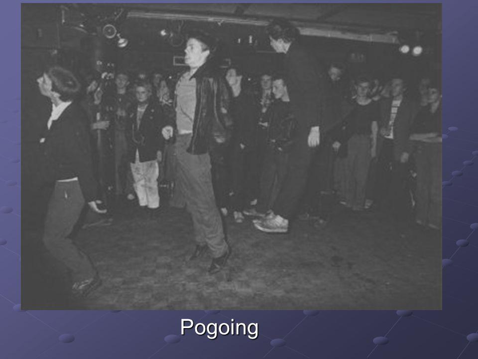 Pogoing