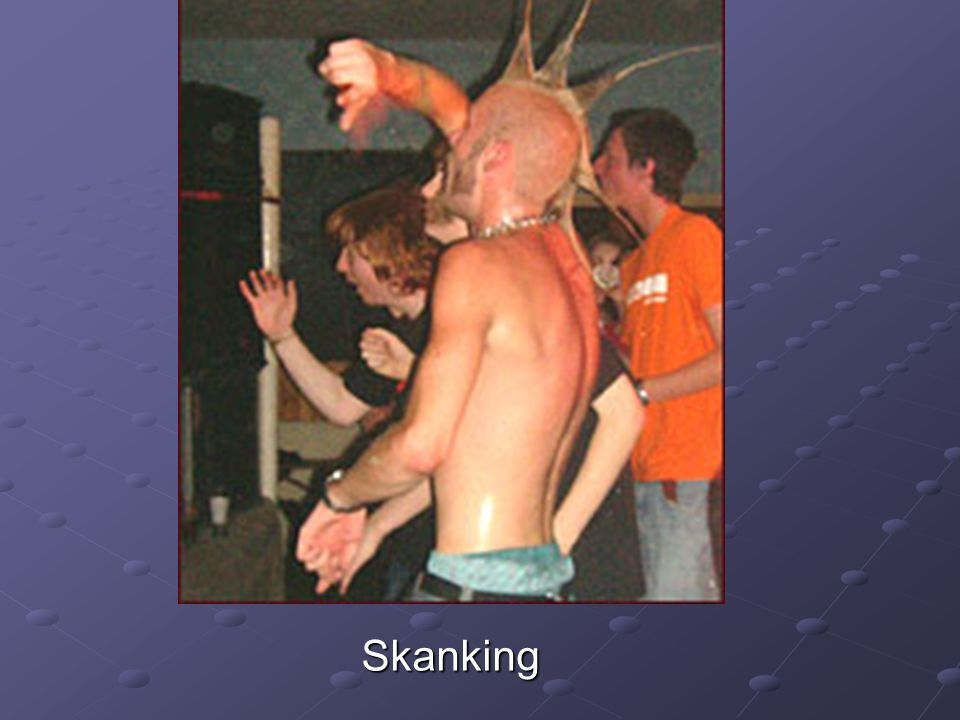 Skanking