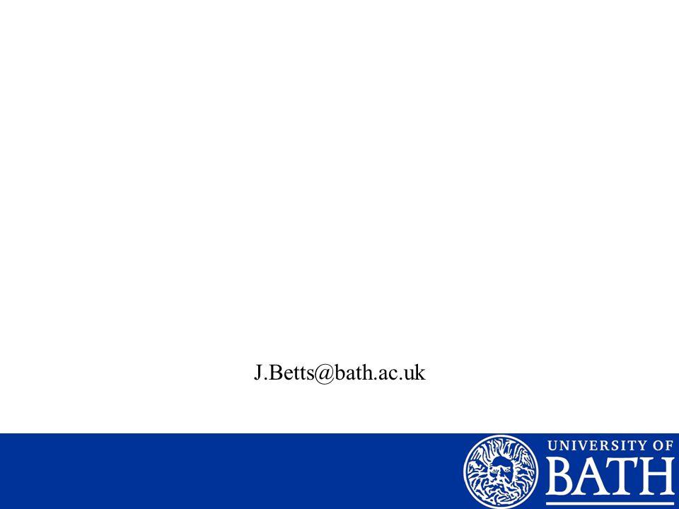 J.Betts@bath.ac.uk