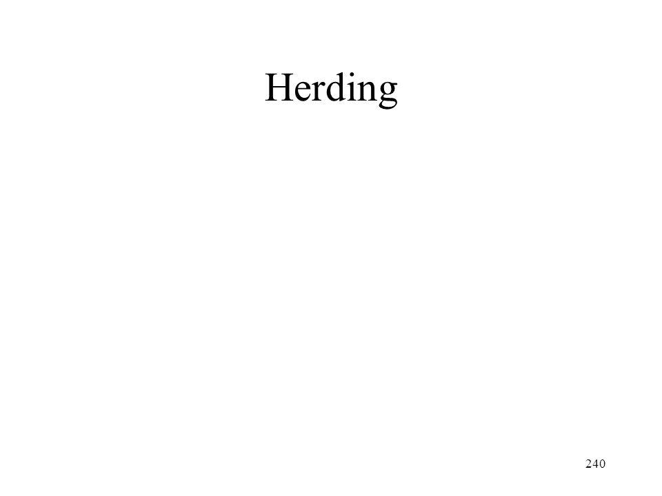 240 Herding