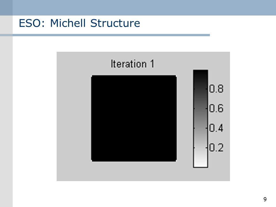 9 ESO: Michell Structure