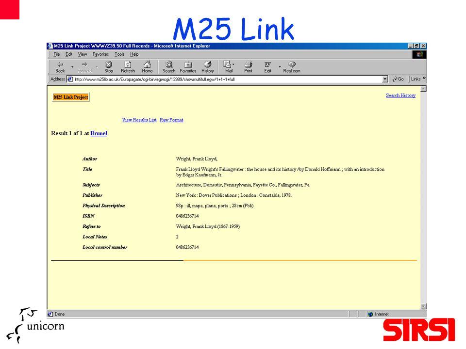 M25 Link