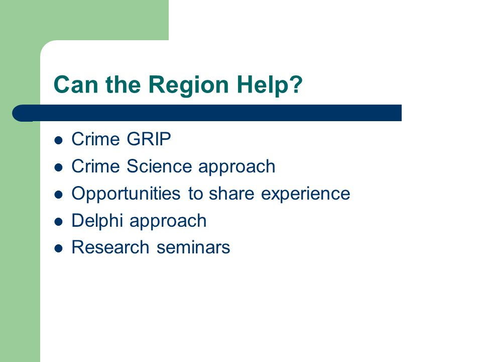 Do we know what crime and disorder reduction action is undertaken locally.
