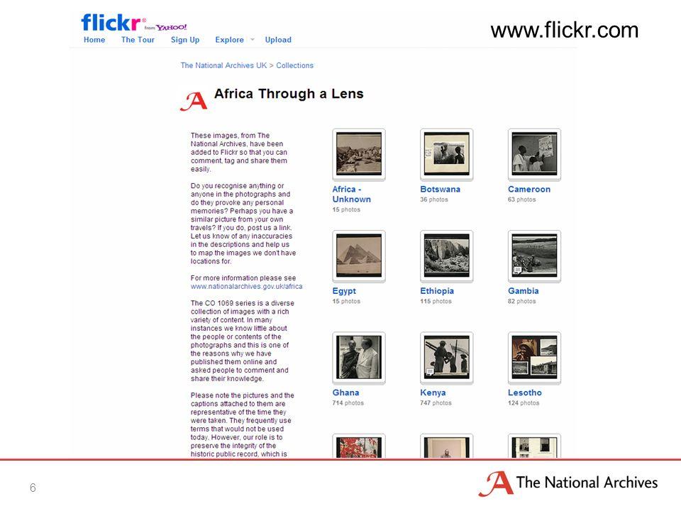 6 www.flickr.com