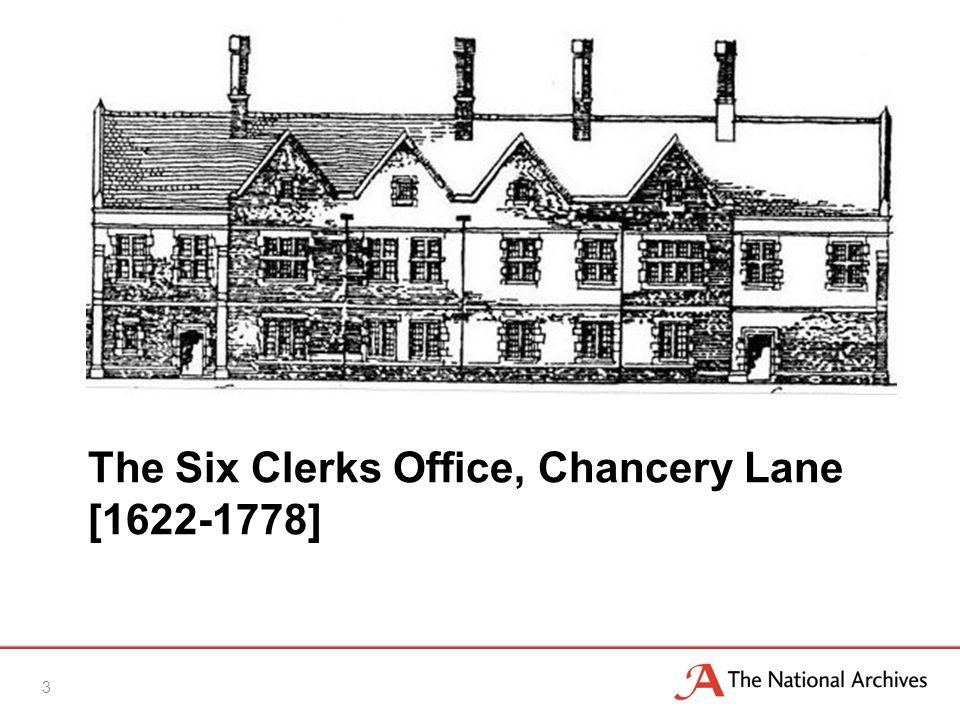 4 Stone Buildings, Lincolns Inn 1778-1882