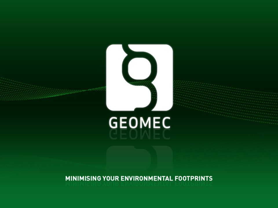 GEOMEC GROUP 2 Geomec Engineering AS offers independent studies, consultancy, training and auditing for oil and gas operators, with an emphasis on compaction and subsidence, heavy oil, mud-loss management, sand management, water management and wellbore stability.