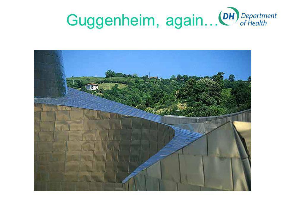 Guggenheim, again…