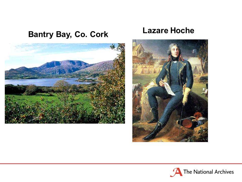 Lazare Hoche Bantry Bay, Co. Cork