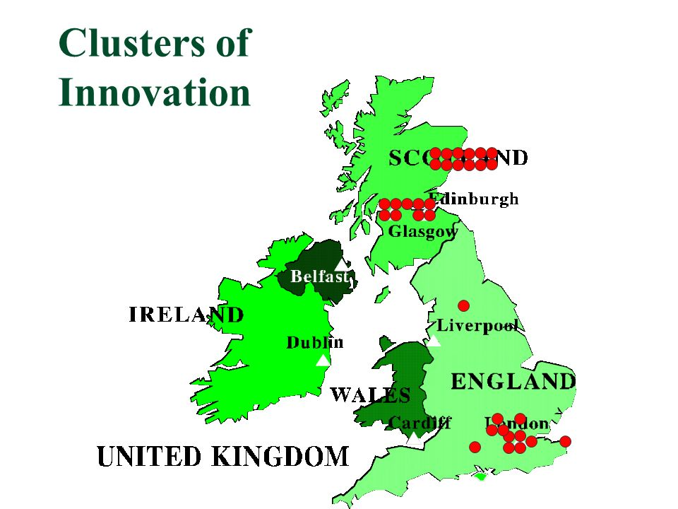 Clusters of Innovation