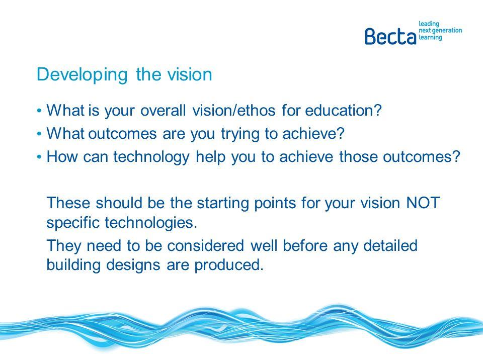 Learner Organisational Design Building Design ICT