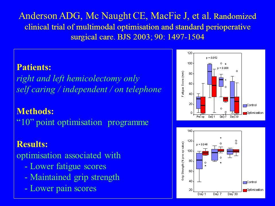 Anderson ADG, Mc Naught CE, MacFie J, et al.