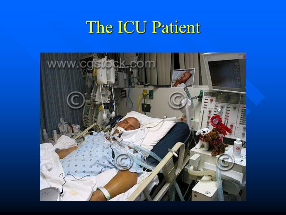 The ICU Patient