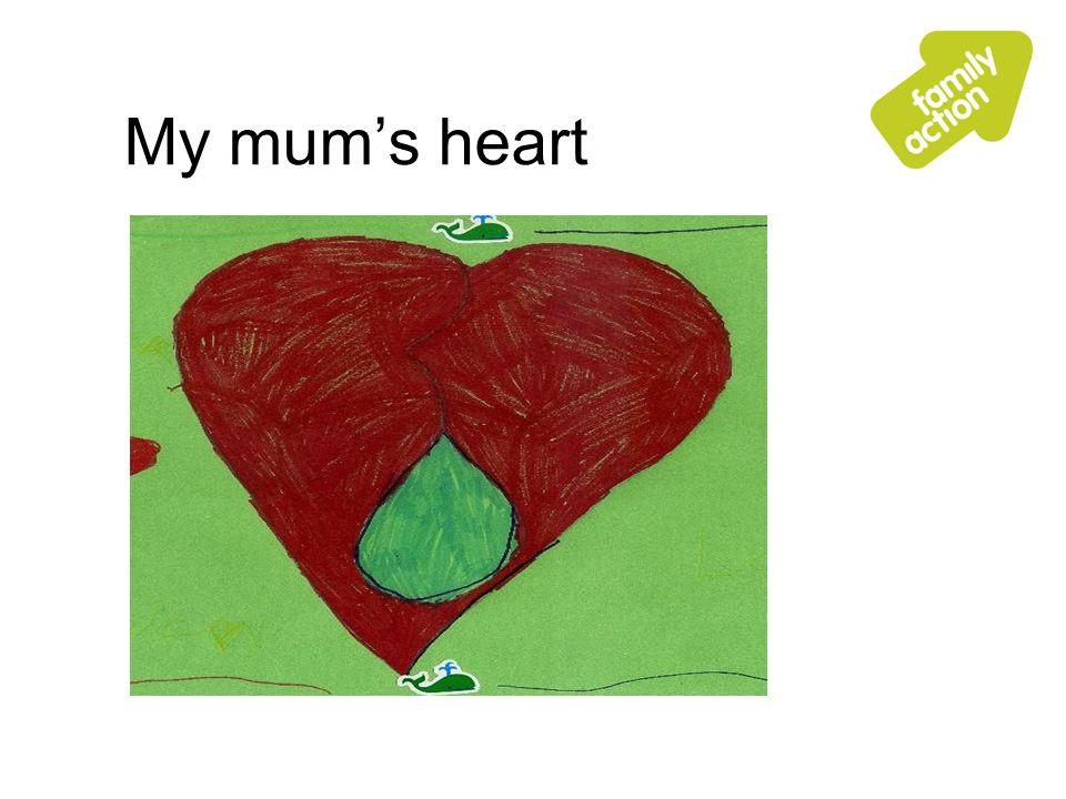 My mums heart