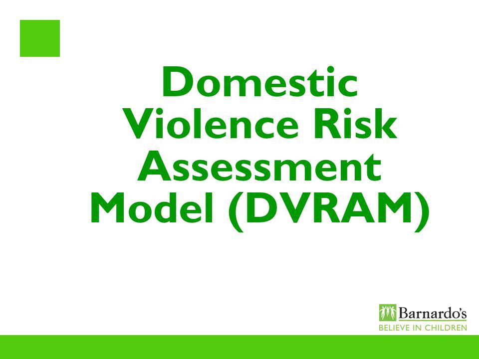 Domestic Violence Risk Assessment Model (DVRAM)