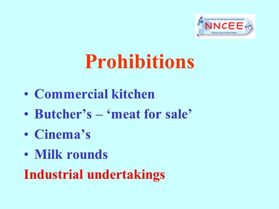 Entertainment Inconsistent interpretation Confusing legislation Insufficiently trained staff Insufficient resources LA Priority