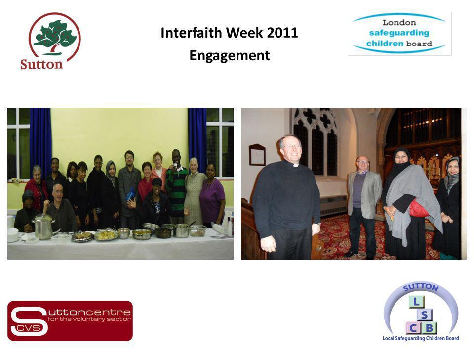 Interfaith Week 2011 Engagement