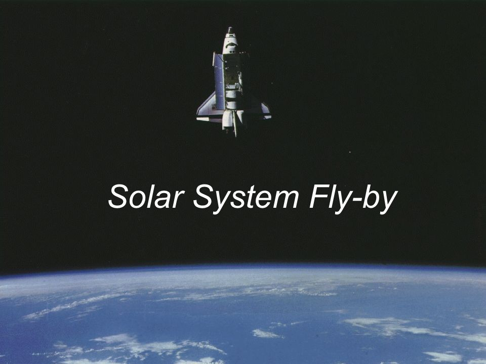 Solar System Fly-by