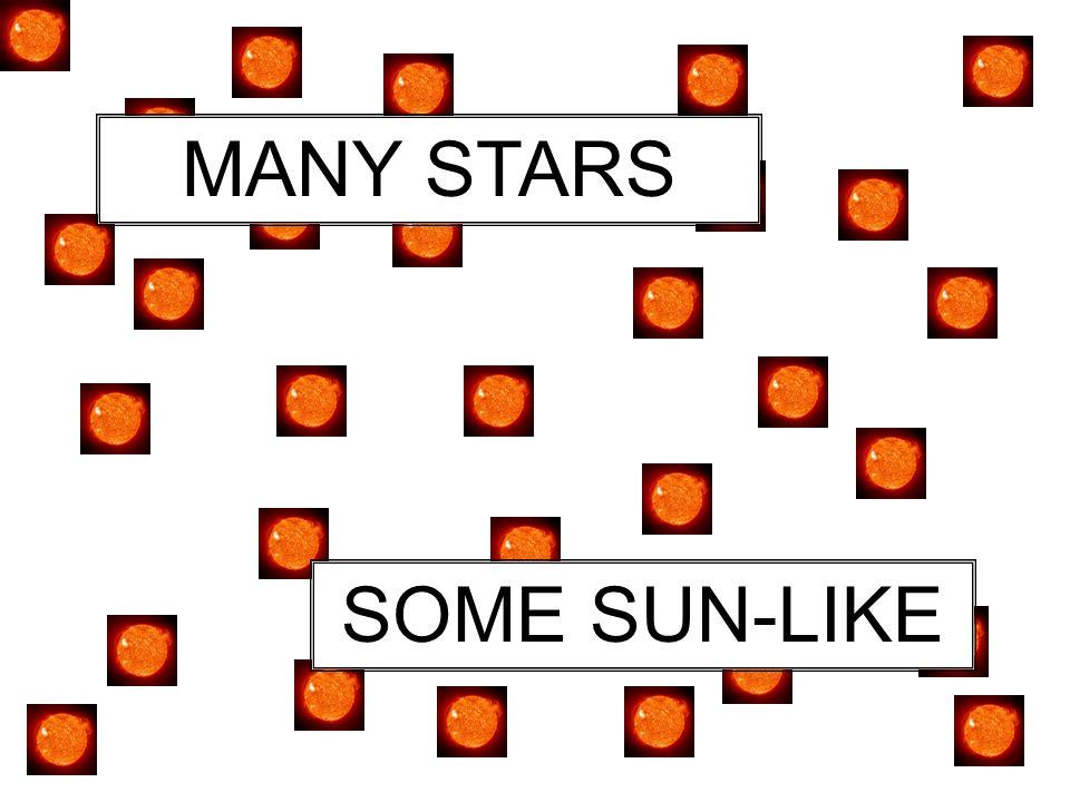 SOME SUN-LIKE