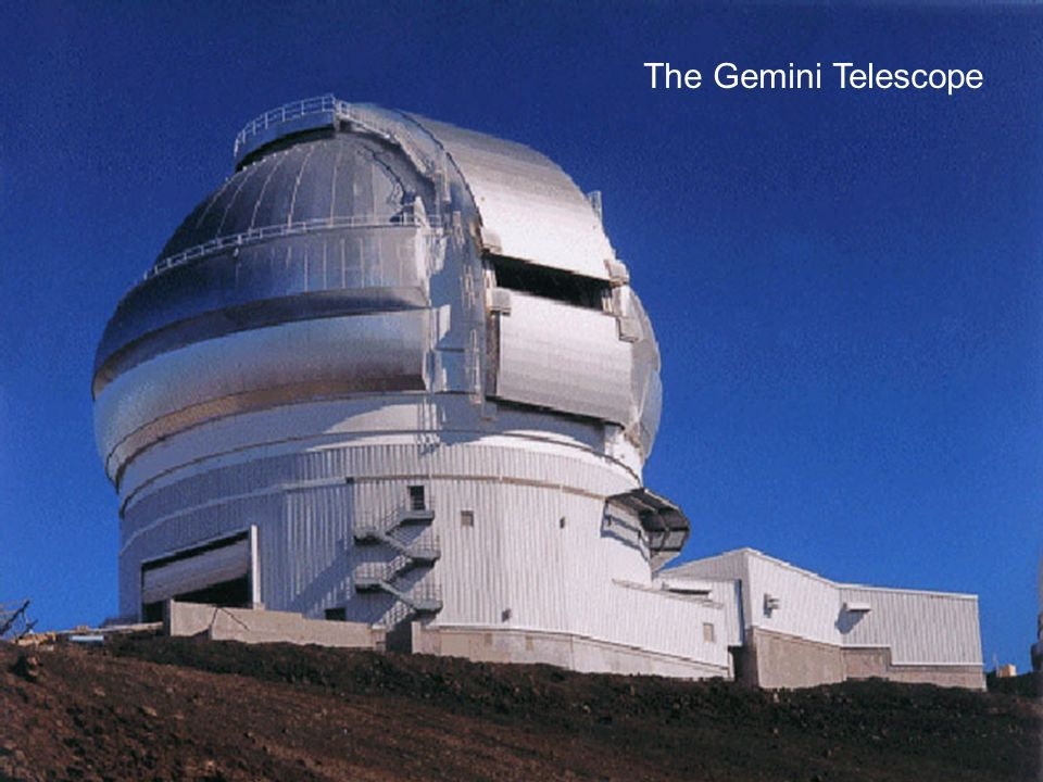 The Gemini Telescope
