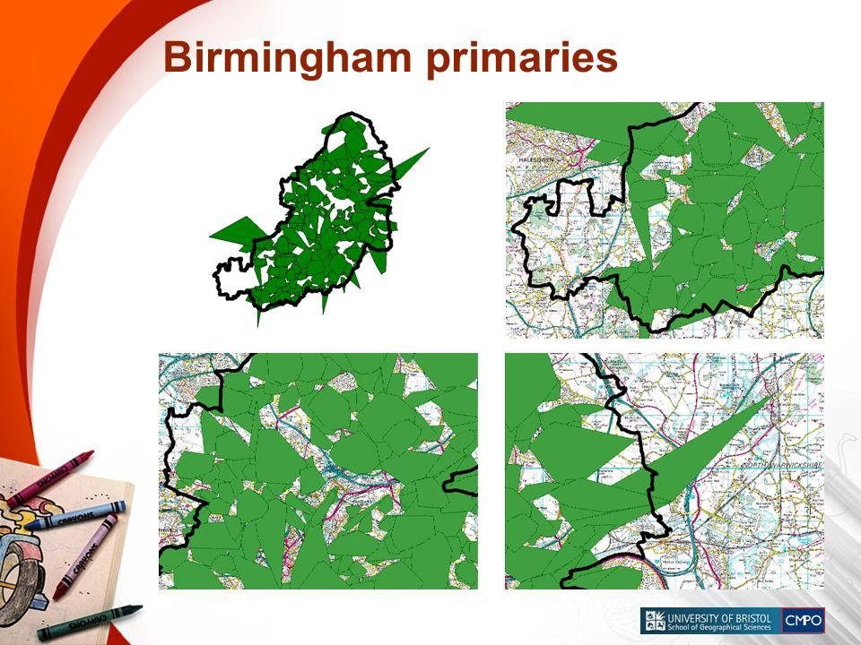 Birmingham primaries