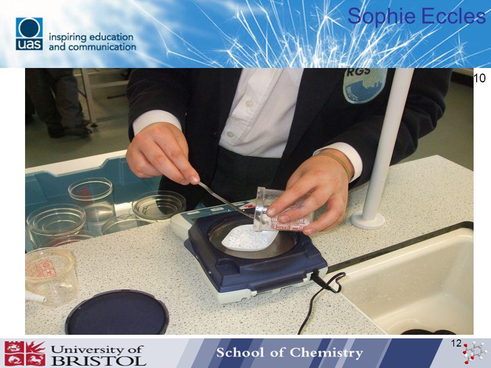 Sophie Eccles 12 10